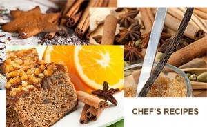 Chopra Chef Recipes